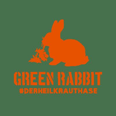 Green Rabbit #derheilkrauthase